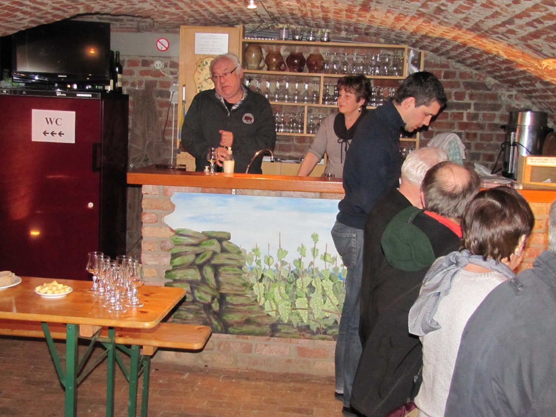 Tuinavond (Hagelandse wijn proeven)   Landelijke Gilde Langdorp